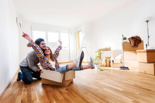 Fröhliche Familie - Thönnissen Immobilien