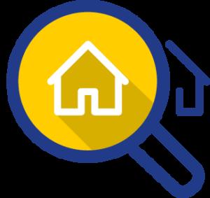 Thönnissen Piktogramm Haus - Thönnissen Immobilien