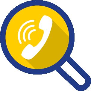 Thönnissen Piktogram Telefon - Thönnissen Immobilien