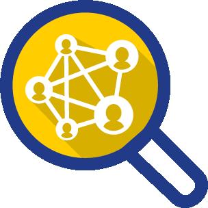Thönnissen Piktogramm Netzwerk - Thönnissen Immobilien